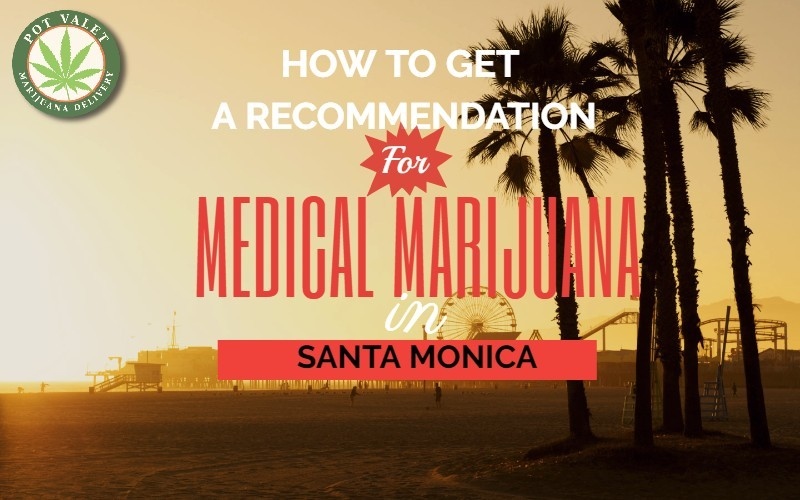How to get a Recommendation for Medical Marijuana in Santa Monica