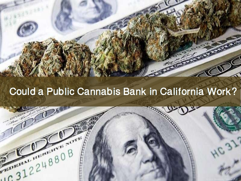 cannabis bank California