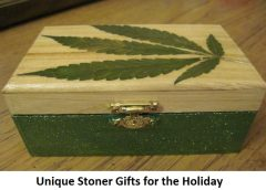 Unique Stoner Gifts for the Holiday